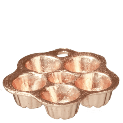 dollhouse miniature bundt cake pan