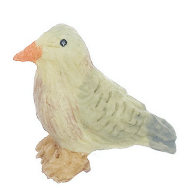 dollhouse miniature dove