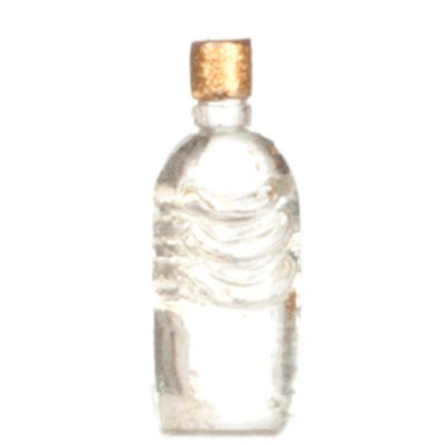 Clear Dollhouse Miniature Perfume Bottle - Little Shop of Miniatures