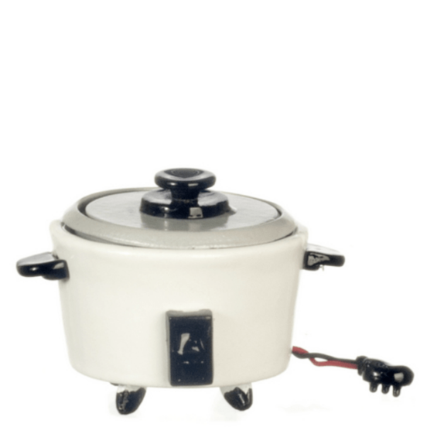 dollhouse miniature rice cooker