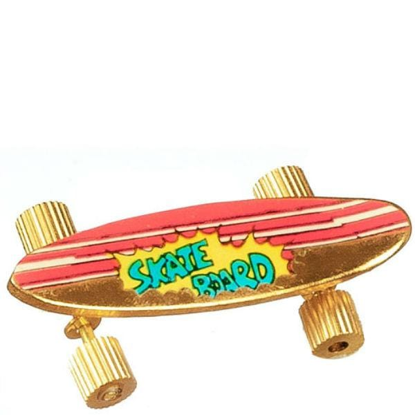 dollhouse miniature skateboard