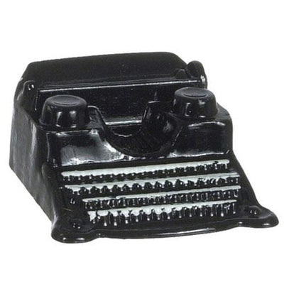 dollhouse miniature typewriter