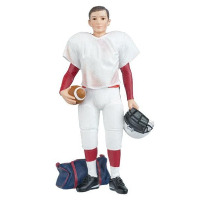 football dollhouse doll