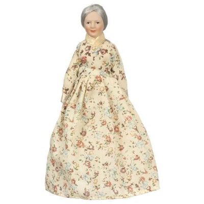 grandmother dollhouse doll