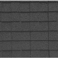 gray asphalt dollhouse miniature shingles