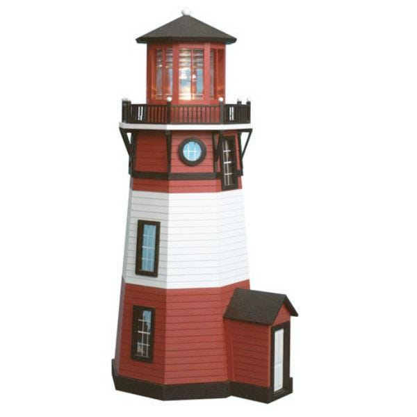Half inch scale miniature lighthouse kit.
