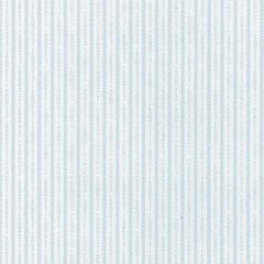 light blue stripe dollhouse wallpaper
