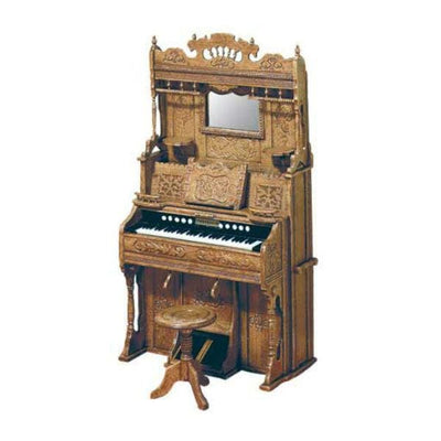 A Chrysnbon dollhouse organ kit.