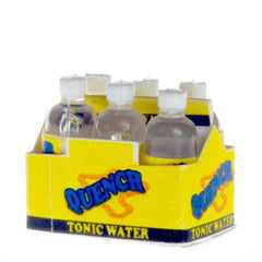 pack of dollhouse miniature tonic water