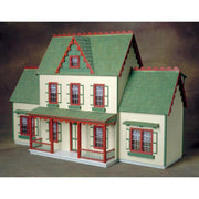 Exterior of the Vermont Farmhouse by Real Good Toys.
