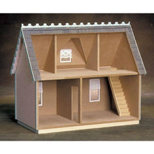 Victorian Cottage Wooden Dollhouse Kit
