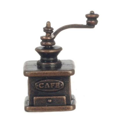 vintage dollhouse miniature coffee grinder