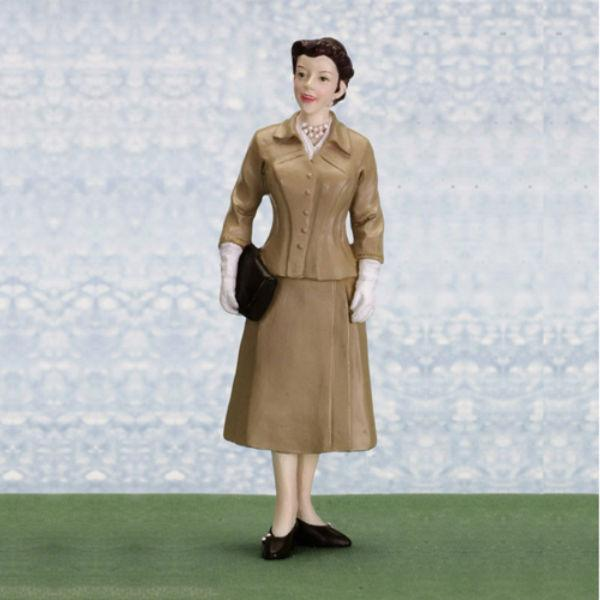 woman dollhouse doll
