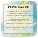 Read Me by Alex Isaacs