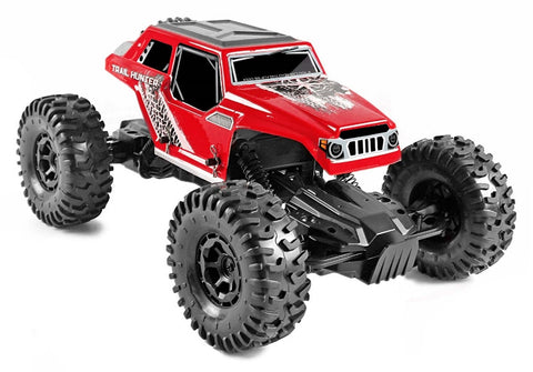 Danchee Trail Hunter 1:12 Scale Toy Grade Rock Crawler Includes NIMH Batteries and Charger