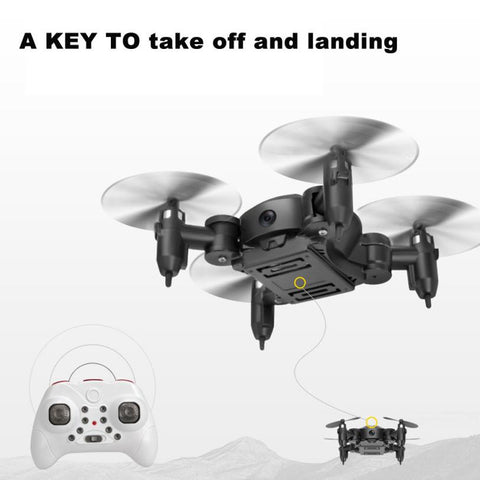 Mini RC Quadcopter 2.4GHz 4CH 6-Axis Gyro 3D UFO Drone FPV WIFI Nano Camera Headless Drone RC helicopter RC toys for children