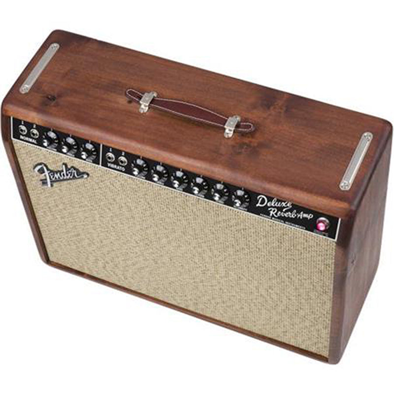 Fender Limited Edition '65 Deluxe Reverb Combo Knotty Pine