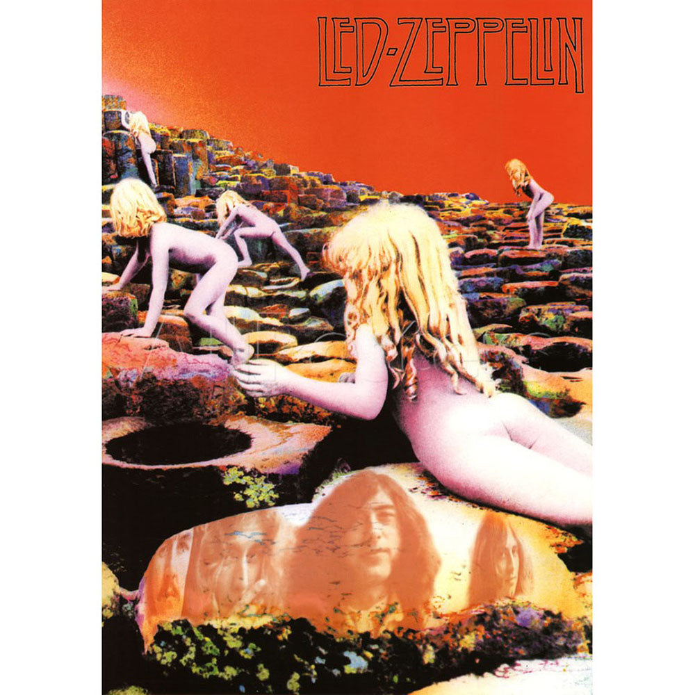 Led Zeppelin HOTH Poster