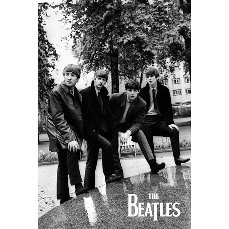 Beatles in the Park Poster