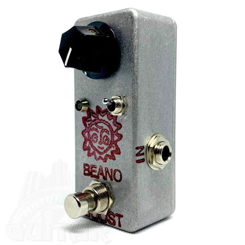 Analog Man Mini Beano Boost Pedal w/Power Jack