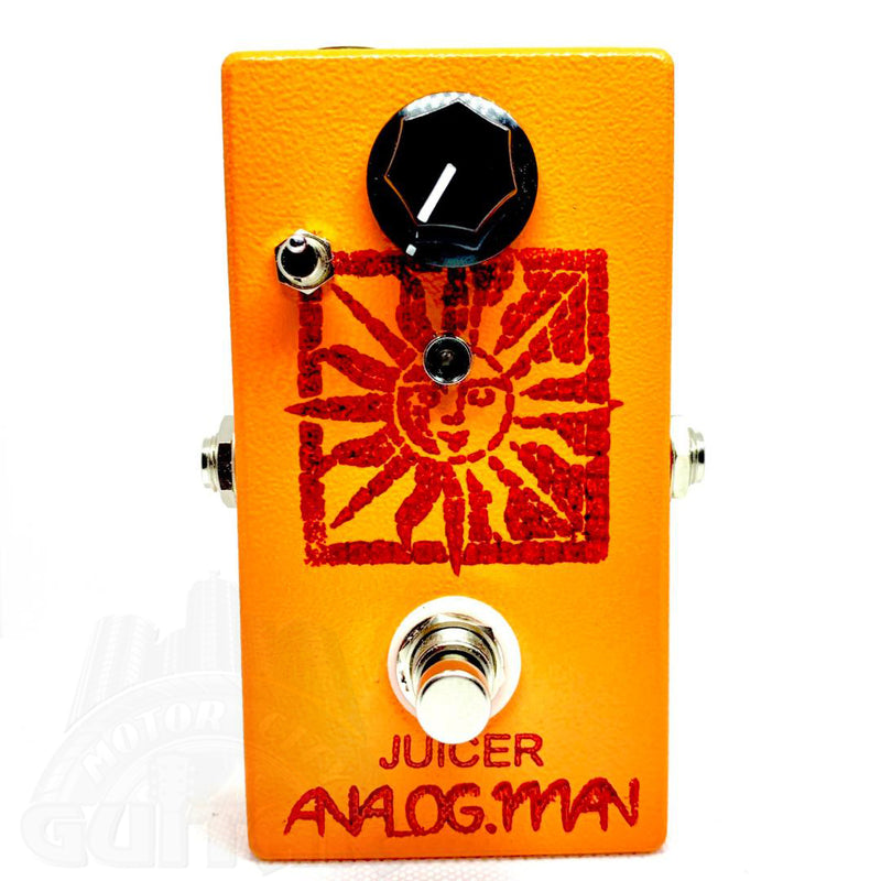 Analogman Juicer 3 Way Switch