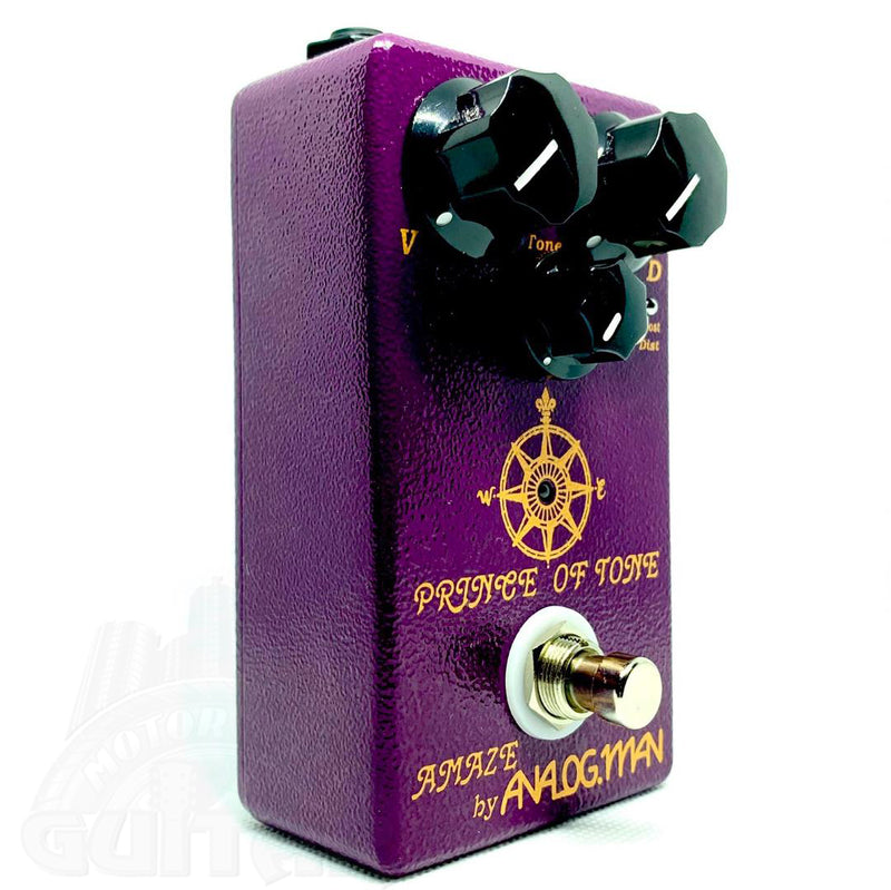 Analog Man Prince of Tone Overdrive Pedal