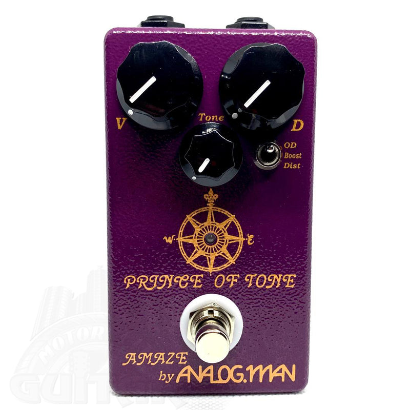 AnalogMan Prince of Tone OD