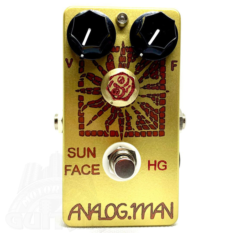 Analogman Sun Face Hi Gain Ge