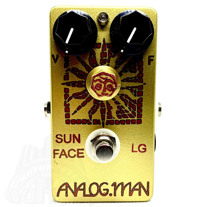 AnalogMan Sun Face Low Gain GE
