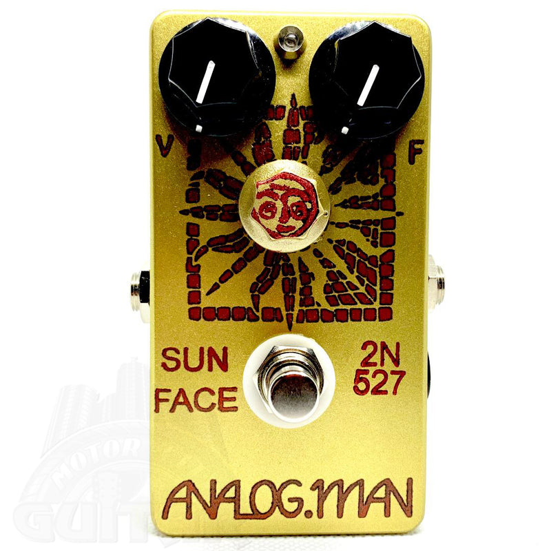 AnalogMan Sun Face Std Germ