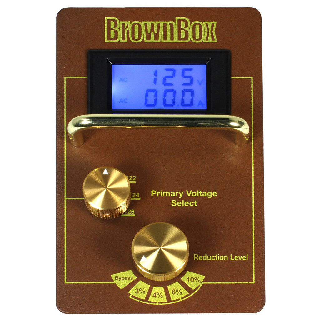 AmpRX BrownBox Attenuator