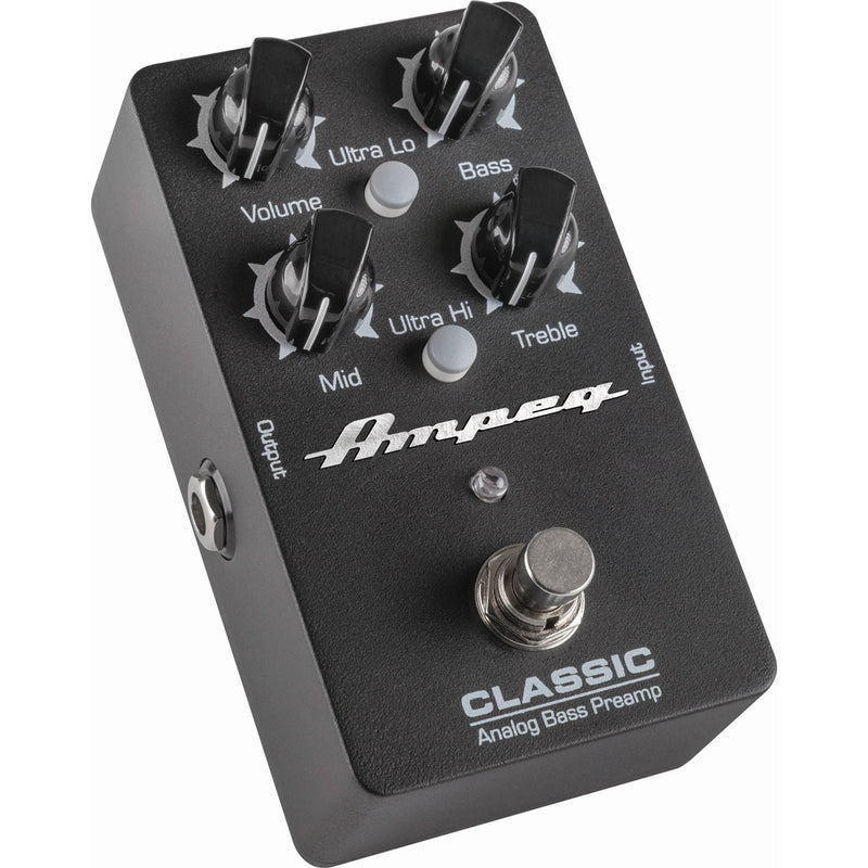 Ampeg Classic Analog Bass Prea