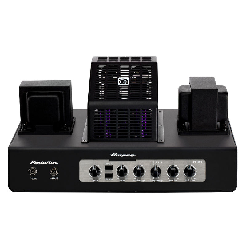 Ampeg PF-50T All-tube 50W Head