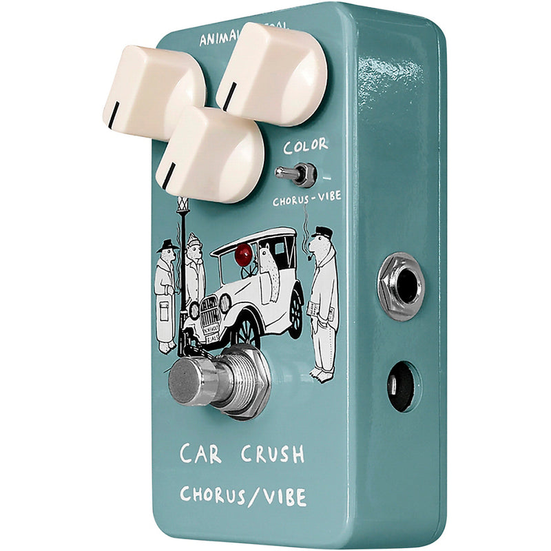Animals Pedal Car Crush Chorus/Vibe Effects Pedal