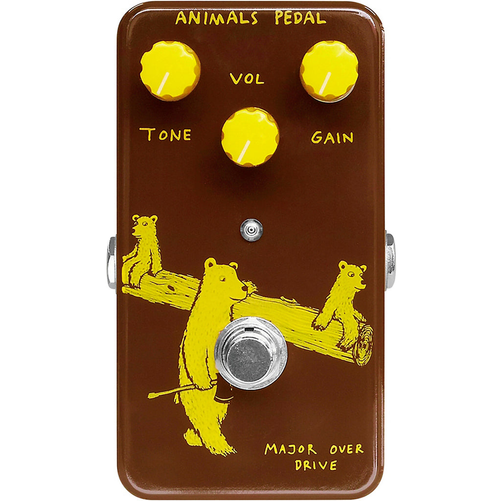 Animals Pedal Major-Overdrive