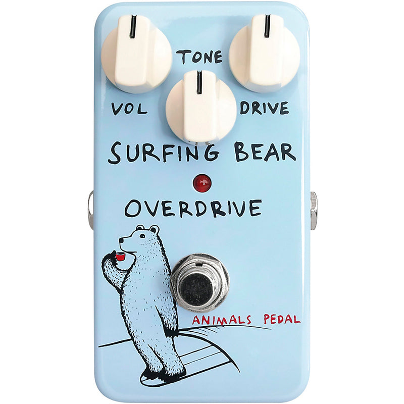 Animals Pedal Surfing Bear OD