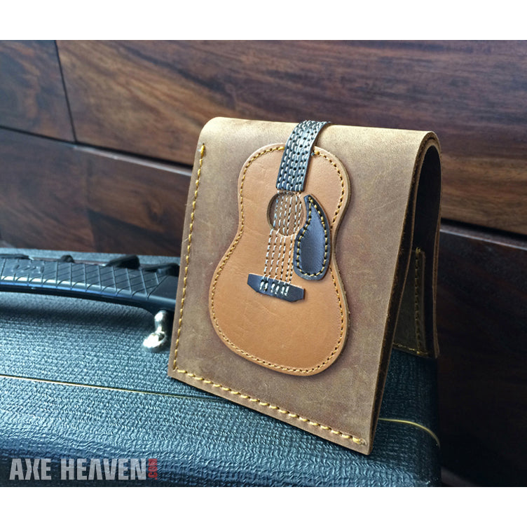 Guitar Wallet - Acoustic