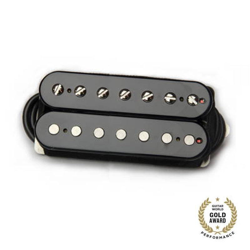 Bare Knuckle Boot Camp Brute Force 7-String Bridge Humbucker Pickup - Black