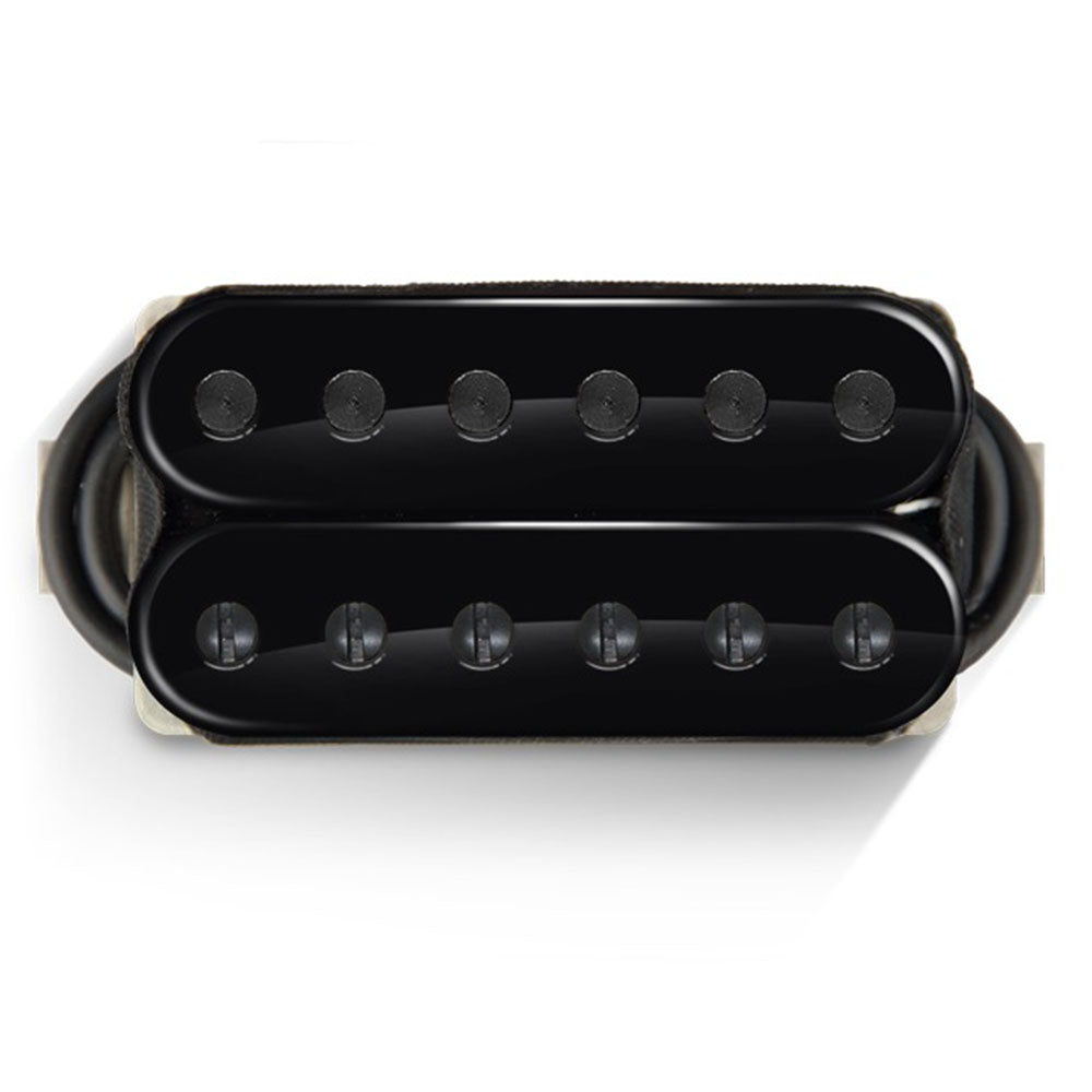 Bare Knuckle Ragnarok Bridge Pickup Black with 50mm Spacing