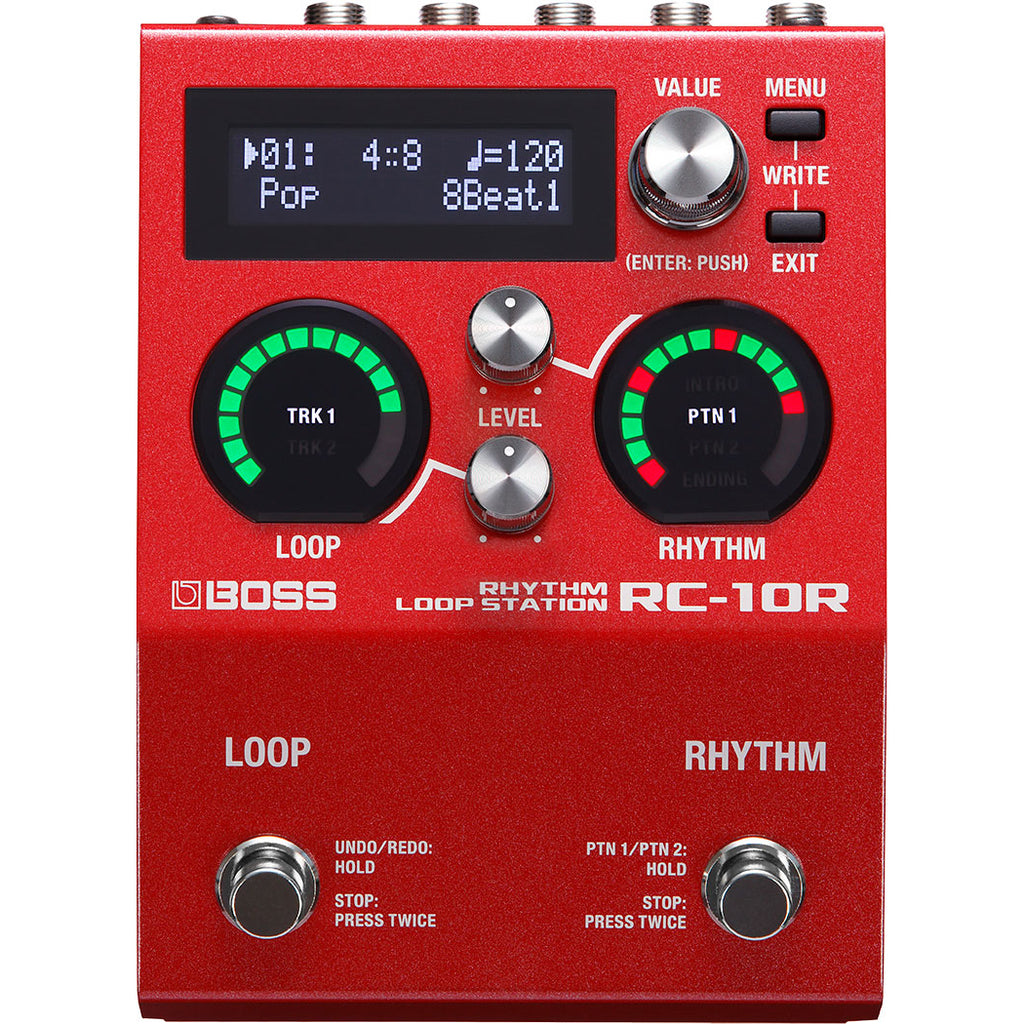 Boss RC10R Ryhthm Loop Station