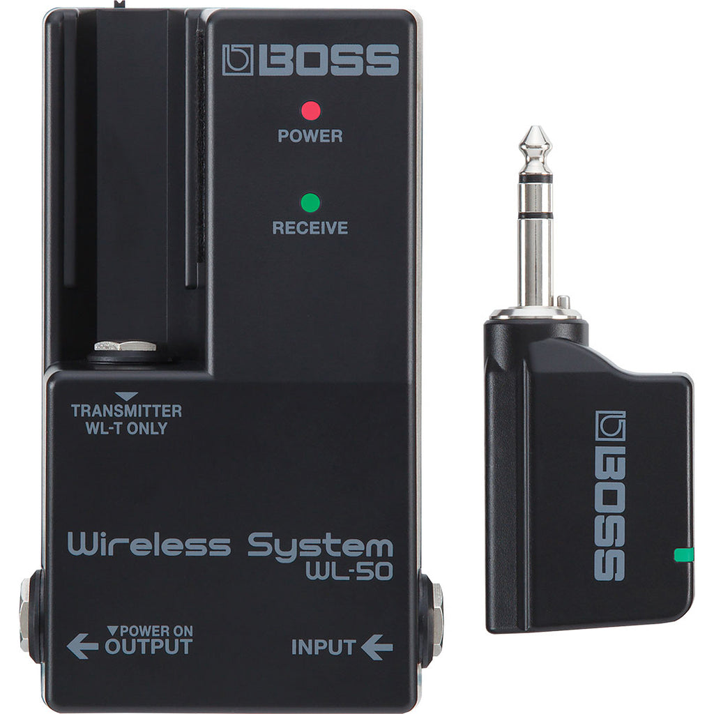 Boss WL50 Pedal Board Wireless