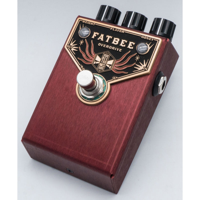 Beetronics Fatbee Overdrive Pedal
