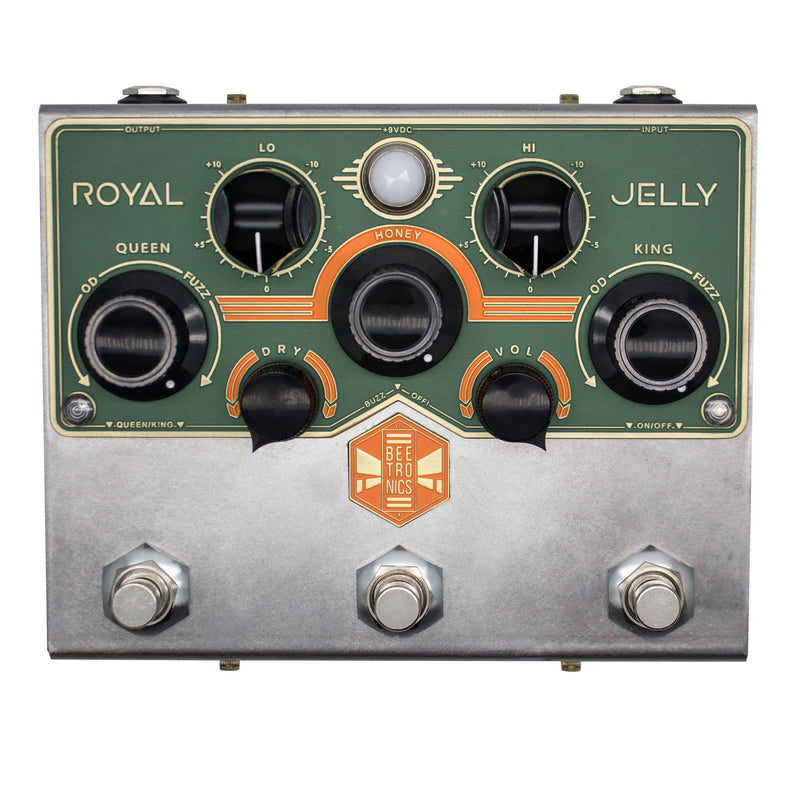 Beetronics Royal Jelly Fuzz OD