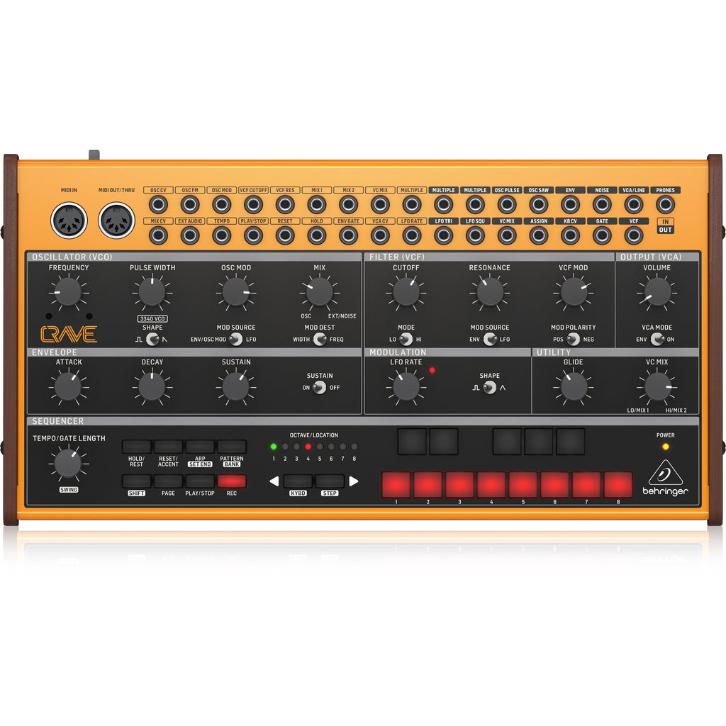 Behringer Crave Analog Synth
