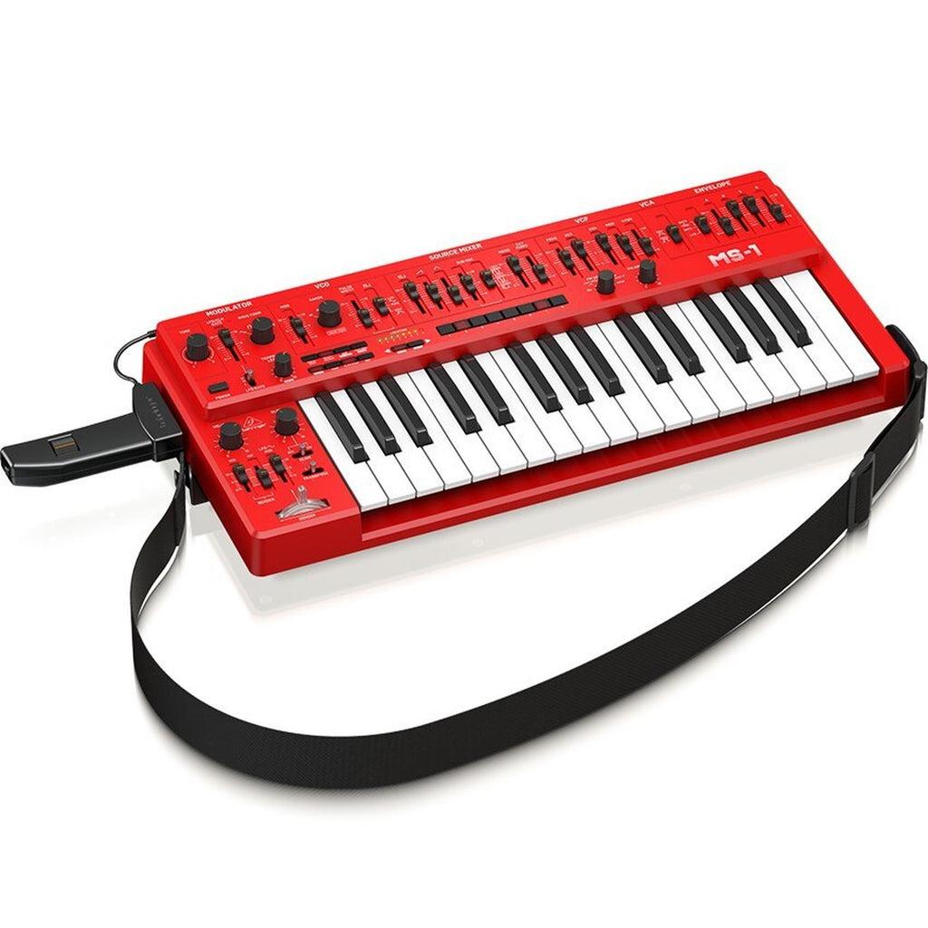 Behringer MS-1-RD Red