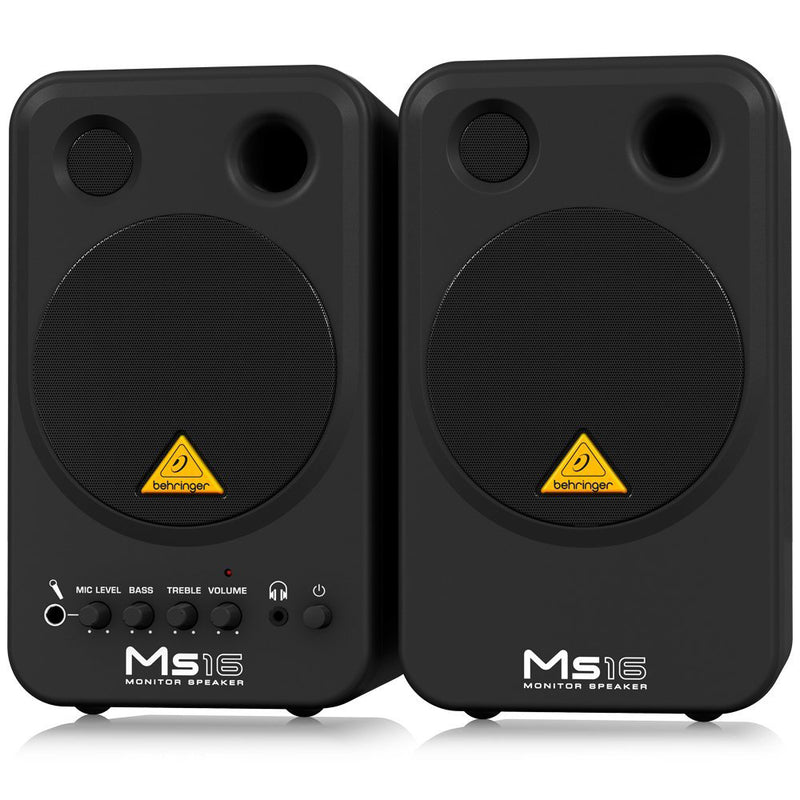 Behringer MS16 Monitor
