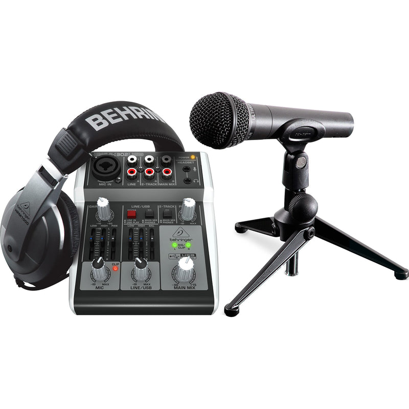 Behringer PODCASTSTUDIO 2