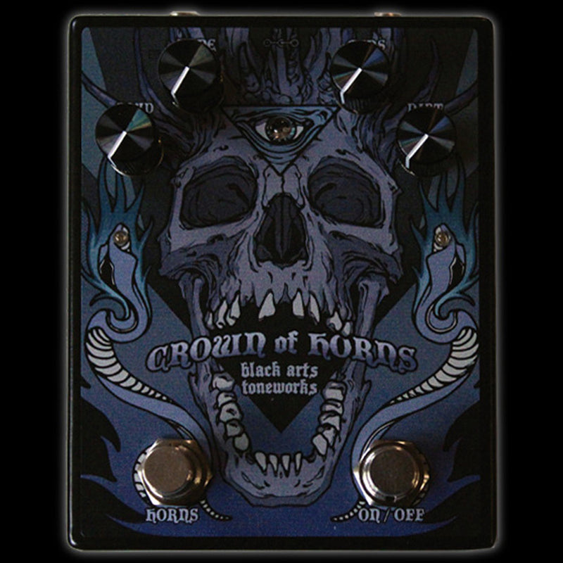 Black Arts Crown Of Horns Fuzz