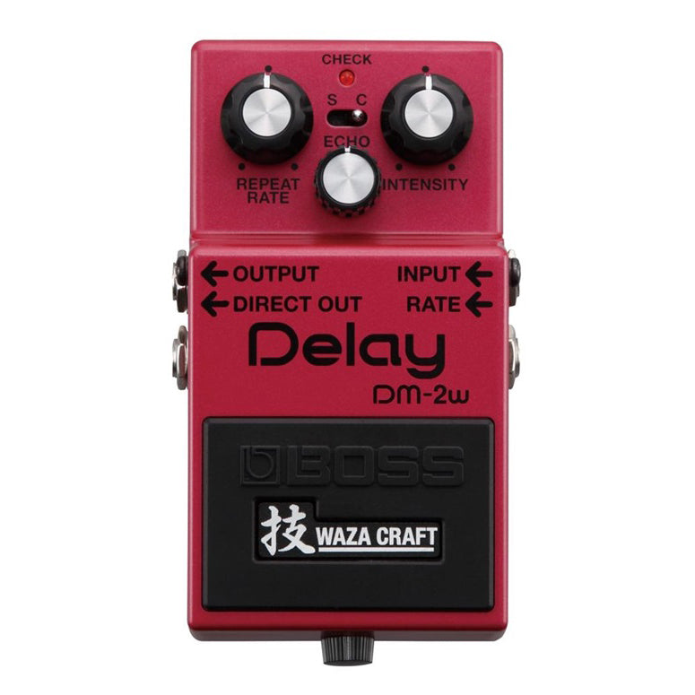 Boss DM-2W Delay WAZA Edition