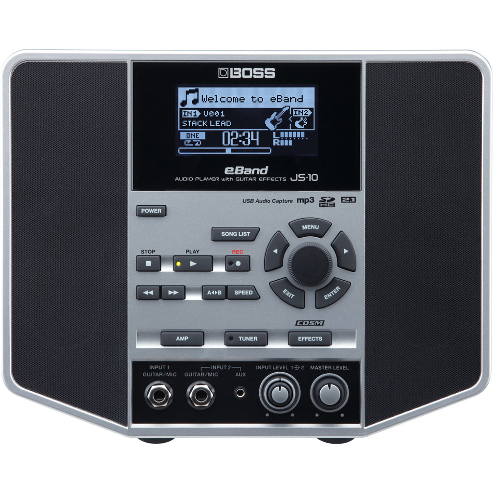 Boss JS-10 eBand Audio Player